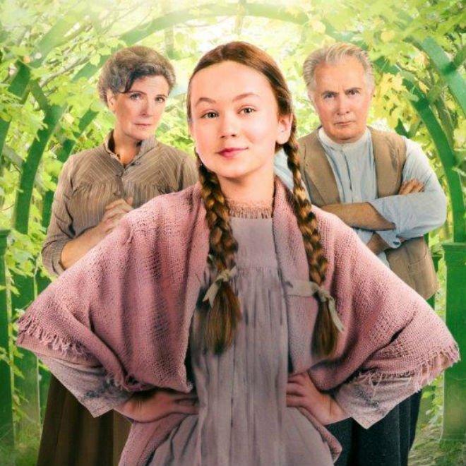 Anne of green gables the good stars date de premi re et for Anne et la maison aux pignons verts dvd