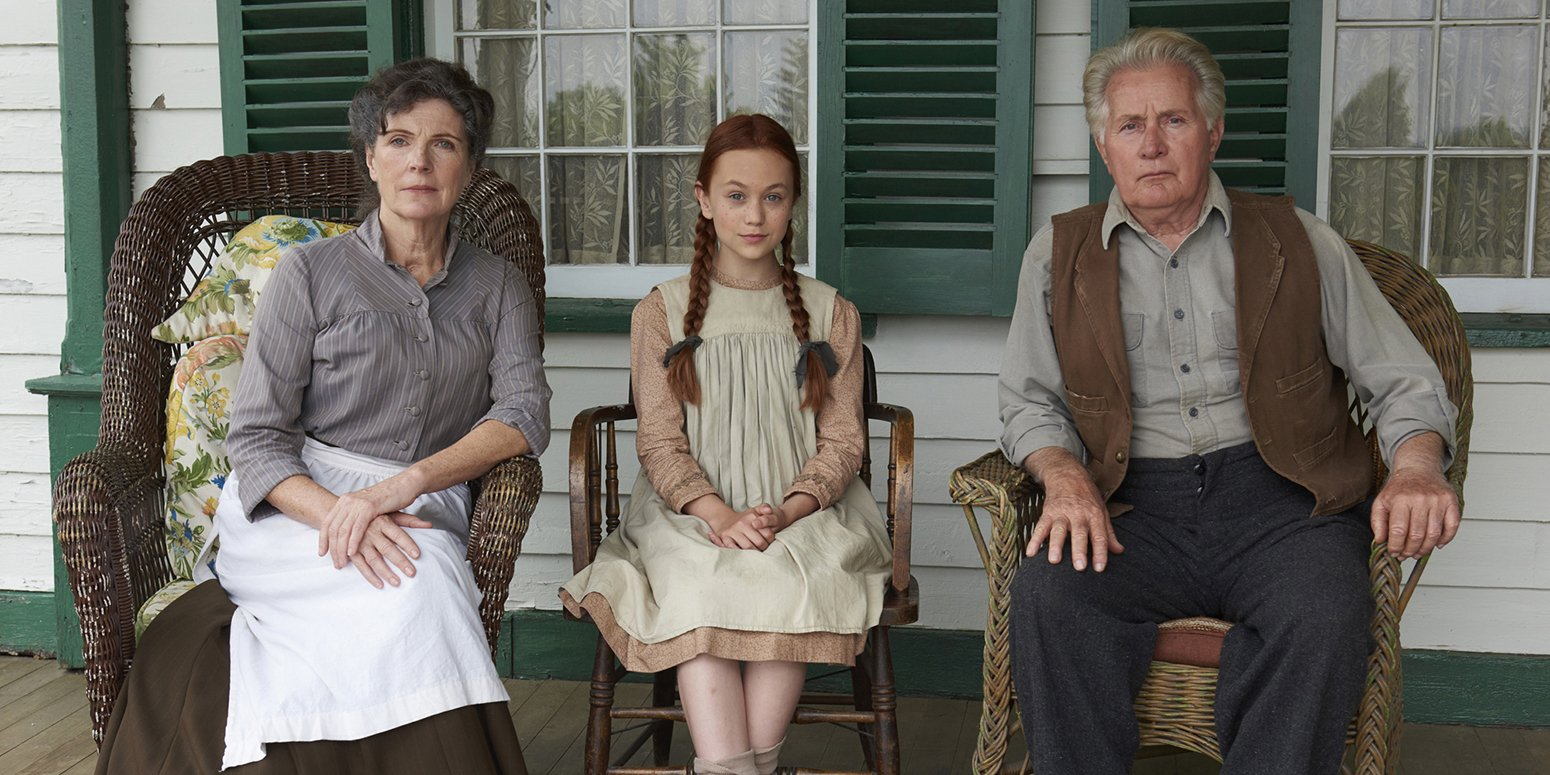 Anne of green gables the good stars date de premi re et for Anne la maison au pignon vert streaming
