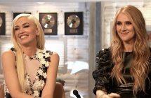 The Voice: entrevue avec Gwen Stefani et Celine Dion (vidéo)