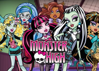 Monster High: The Adventures of the Ghoul Squad