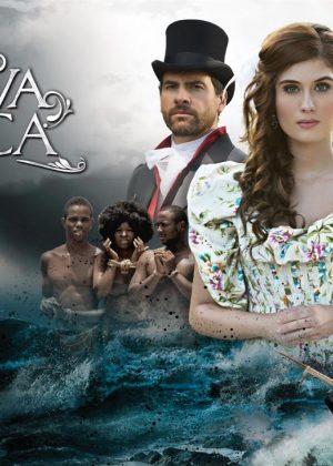 The White Slave (La esclava blanca) est diffusé dans le monde