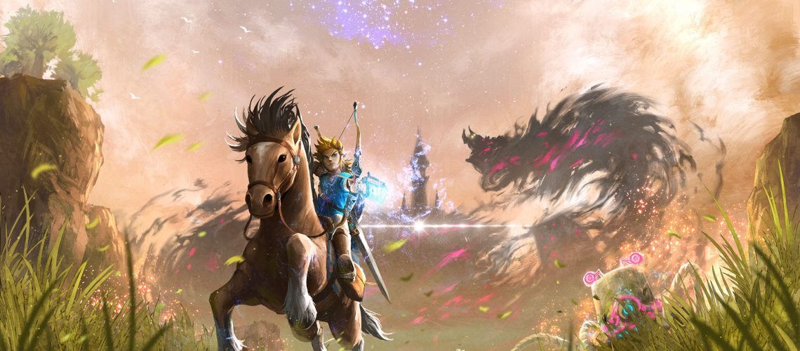 Une nouvelle promo pour The Legend of Zelda: Breath of the Wild