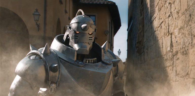 Une date pour le film live Fullmetal Alchemist