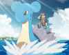 Pokémon: une peluche géante Lokhlass en vente au Japon