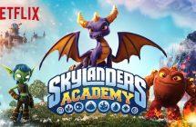 Skylanders Academy: Netflix renouvelle la série animée