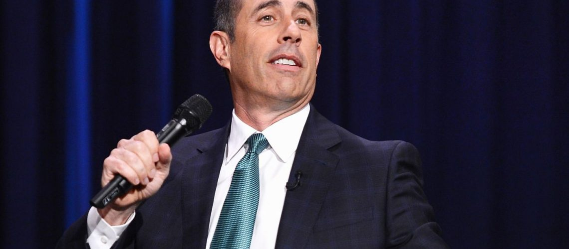 Jerry Seinfeld signe exclusivement avec Netflix