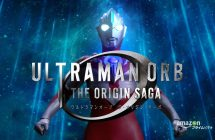 Ultraman Orb The origin Saga: une nouvelle bande-annonce