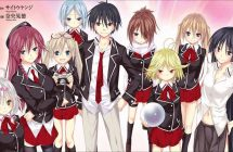 Trinity Seven: Eternal Library & Alchemic Girl – un trailer de 6 minutes