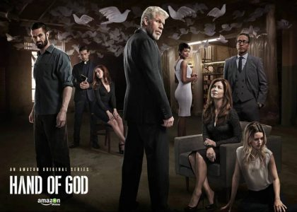 Hand of God saison 2