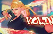 Street Fighter V: Kolin des forces spéciales russes fait son entrée