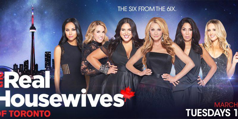 The Real Housewives of Toronto : les premières images et date de première