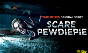 Scare PewDiePie - Youtube anule la série web de PewDiePie