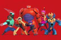 Big Hero Six: Disney XD renouvelle déjà Les Nouveaux Héros