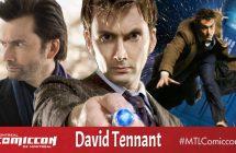 Comiccon de Montréal – confirmation de Nathan Fillion, David Tennant et John Rhys-Davies