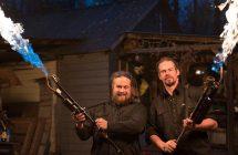 Les Blood Brothers – Z accueille deux professionnels des effets spéciaux