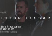 La nouvelle série Victor Lessard est disponible Club illico dès aujourd'hui !