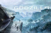 Le Godzilla de Gen Urobuchi en exclusivité sur Netflix