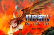 Fairy Tail: Dragon Cry dévoile une nouvelle bande-annonce