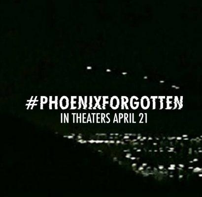 Phoenix Forgotten: un autre film sur les Lumières de Phoenix