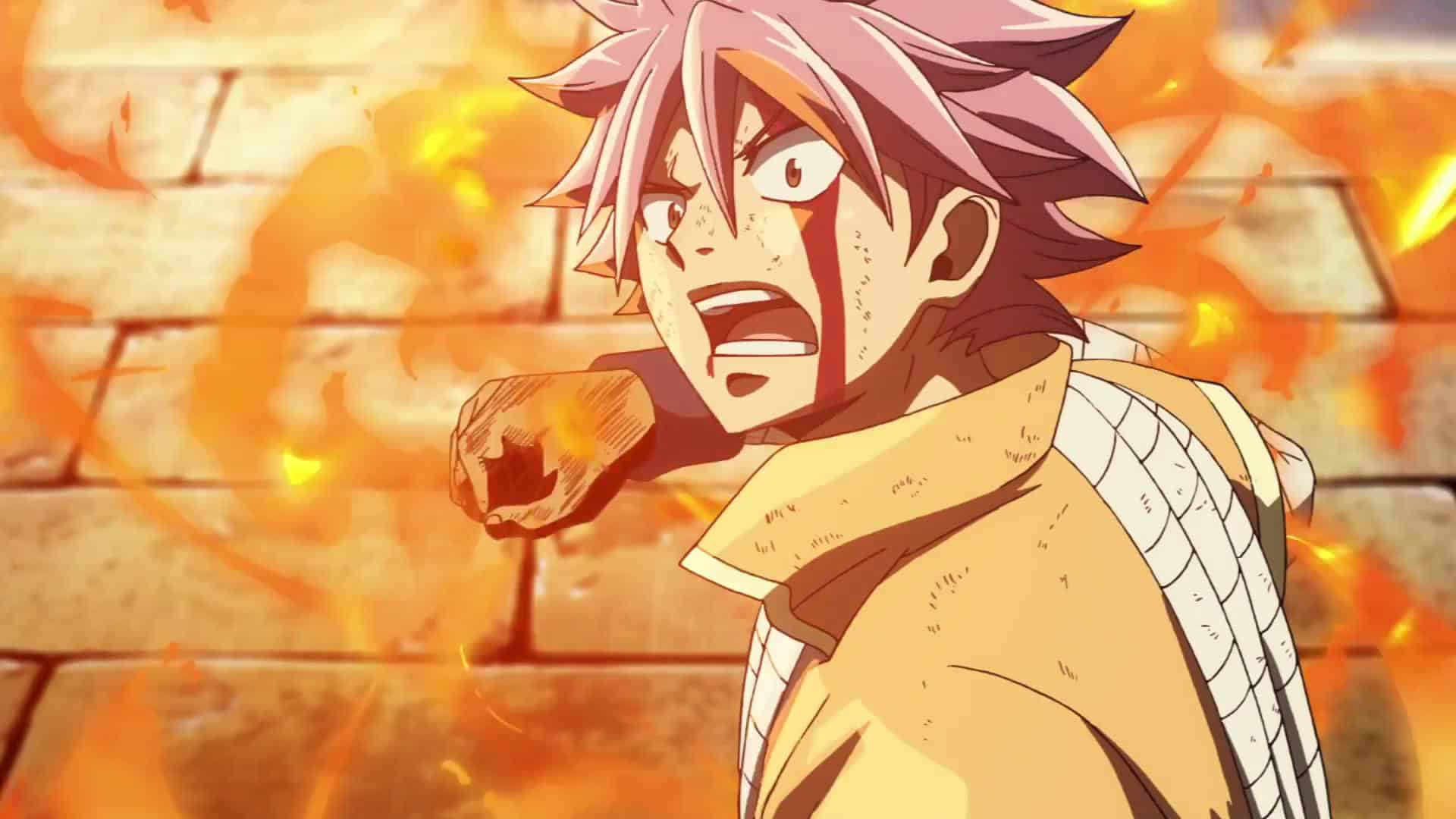 Tail Of The Dragon Photos >> Fairy Tail: Dragon Cry: un nouveau trailer avec un Happy rouge!!
