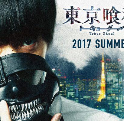 Tokyo Ghoul: un premier teaser pour le film live