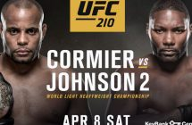 UFC 210: Cormier vs Johnson 2 en direct sur Indigo et en stream