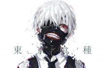 Tokyo Ghoul: une nouvelle affiche promotionnelle en anglais