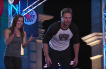 American Ninja Warrior : Stephen Amell (The Arrow) est de la compétition