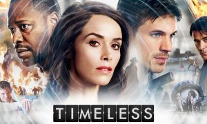 Timeless renouvelé pour 10 épisodes après son anulation