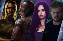 Marvel's The Defenders: une première bande-annonce