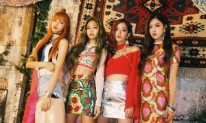 BLACKPINK  joue As If It's Your Last à l'émission Show! Music Core