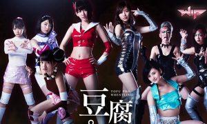 Tofu pro wrestling: de la lutte avec AKB48 et ses groupes soeurs