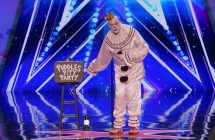 America's Got Talent: Puddles Pity Party: le clown triste conquit le publique