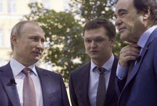 The Putin Interviews: une discussion entre Oliver Stone et Vladimir Poutine