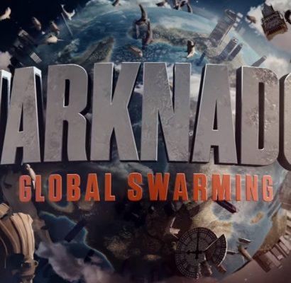 Sharknado 5: Global Swarming: un teaser qui détruit tout sur son passage