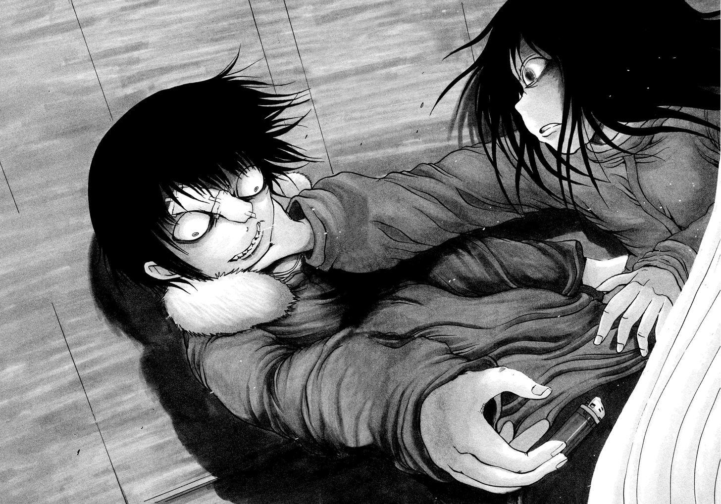 Misumisô: Le manga d'horreur Misu Misou va être adapté en