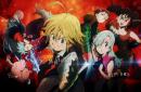 Seven Deadly Sins: une saison 2 et un film Nanatsu no Taizai pour 2018