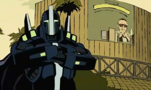 The Reflection: la série de Stan Lee dès aujourd'hui sur Crunchyroll