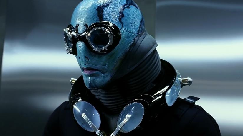 The Shape of Water : un trailer pour le nouveau Guillermo del Toro