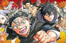 Black Clover: Crunchyroll va diffuser l'adaptation du manga de Yûki Tabata