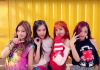 Show! Music Core: MAMAMOO, A Pink, BLACKPINK, Nine Muses, T-ara et autres