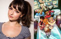 Marvel's New Warriors: Milana Vayntrub est Squirrel Girl