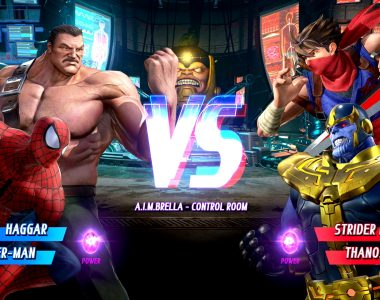 Marvel vs Capcom Infinite: une nouvelle bande-annonce pour le jeu