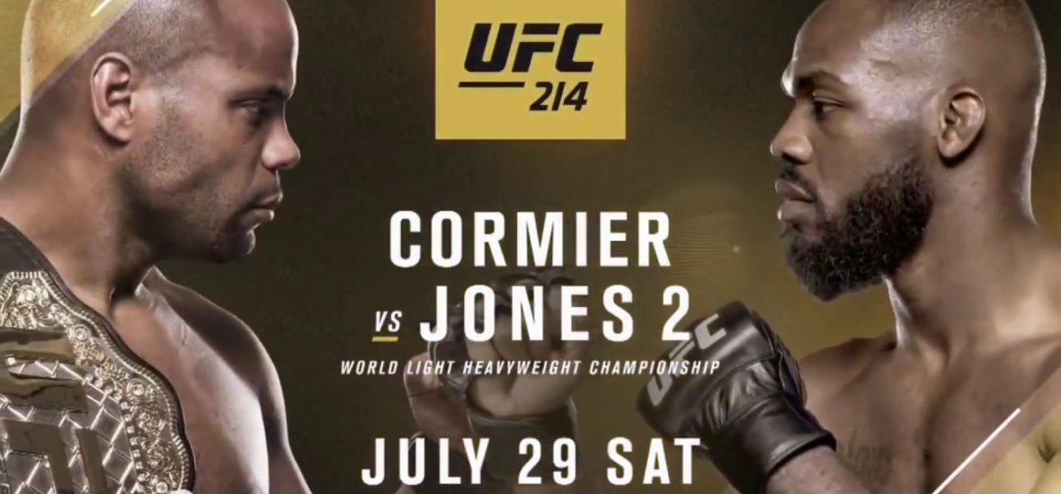 UFC 214: un podcast UFC Unfiltered avec Daniel Cormier et Jon Jones