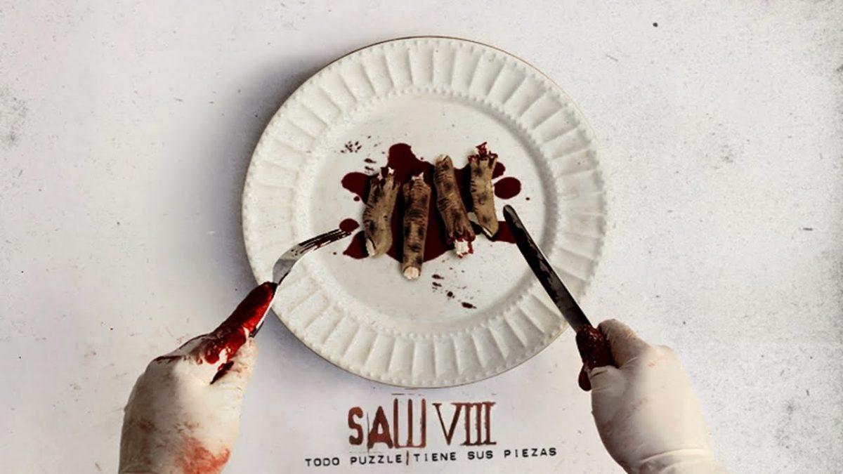 Jigsaw: une première affiche pour Saw 8