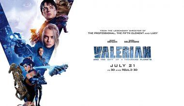 Valérian – Critique du film de Luc Besson