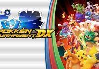 Pokkén Tournament DX: Une vidéo présentant le Pokémon Darkrai
