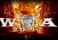 Wacken Open Air 2017 Pro shot: Amon Amarth, Powerwolf, Kreator, Megadeth et autres