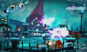 Little Witch Academia: Chamber of Time: un long clip de gameplay