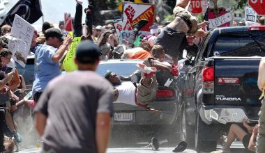Charlottesville: Race and Terror : VICE News Tonight était sur place!!